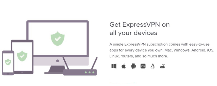ExpressVPN vs NordVPN supported devices